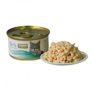 Brit Care Cat konz. Kitten - Chicken 80 g