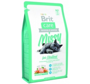 Brit Care Cat Missy for Sterilised 0,4kg