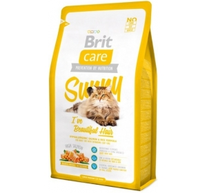 Brit Care Cat Sunny I´ve Beautiful Hair 2kg