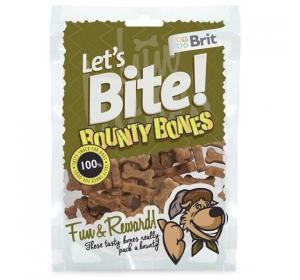 Brit Care DOG Let´s Bite Bounty Bones 150 g