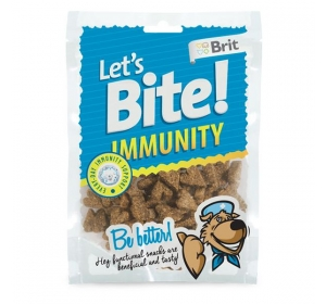 Brit Care DOG Let´s Bite Immunity 150 g