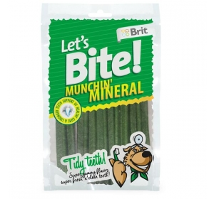 Brit Care DOG Let´s Bite Munchin´Mineral 105 g