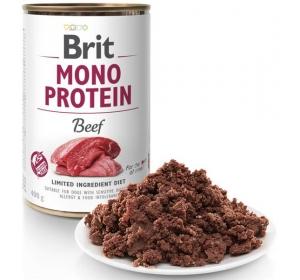 Brit Mono Protein konz. Beef 400 g