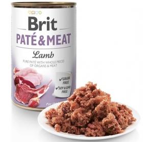 Brit Paté & Meat konz. Lamb 400 g