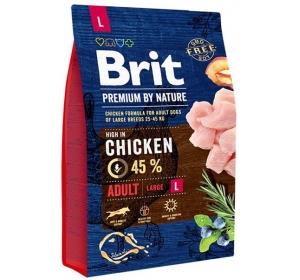 Brit Premium by Nature Dog Adult L 3 kg