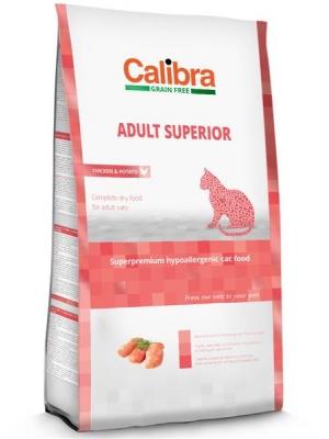 Calibra Cat GF Adult Superior Chicken&Salmon 7 kg