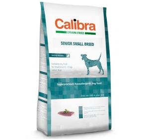 Calibra Dog GF Senior Small Breed Duck 7 kg