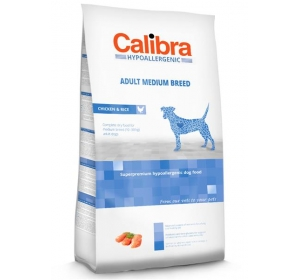 Calibra Dog HA Adult Medium Breed Chicken 3 kg