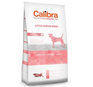 Calibra Dog HA Junior Medium Breed Lamb 3 kg