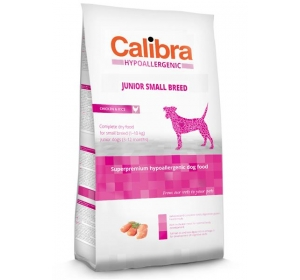 Calibra Dog HA Junior Small Breed Chichen 7 kg