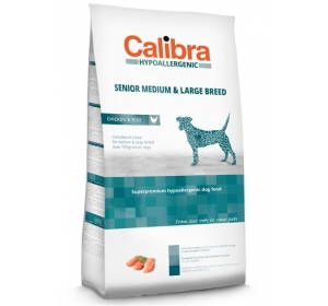 Calibra Dog HA Senior Medium & Large Chicken 3 kg