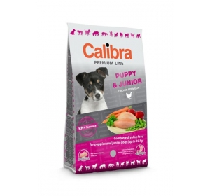 Calibra Dog Premium Puppy & Junior 12 kg