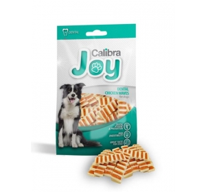 Calibra Joy Dog Dental Chicken Wawes 80 g