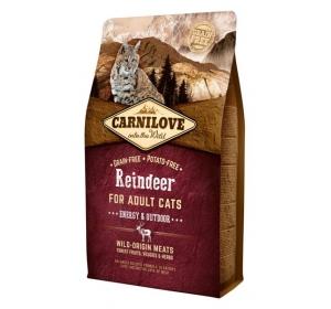 Carnilove Cat Reindeer Grain Free 2 kg