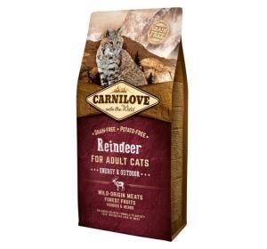 Carnilove Cat Reindeer Grain Free 6 kg