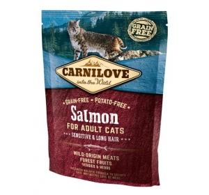 Carnilove Cat Salmon Grain Free 0,4 kg