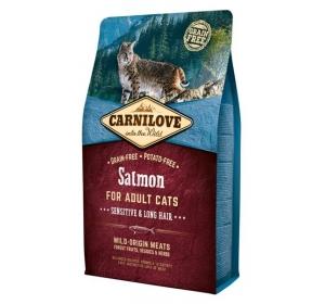 Carnilove Cat Salmon Grain Free 2 kg