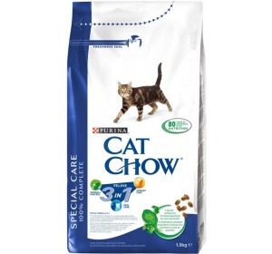 Cat Chow Special Care 3 in 1 1,5 kg