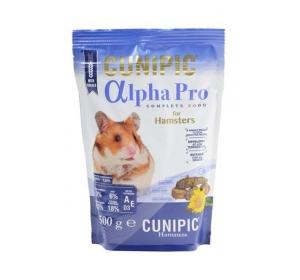 Cunipic Alpha Pro Hamster - křeček 500 g