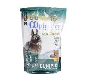 Cunipic Alpha Pro Rabbit Adult - králík dospělý 500 g
