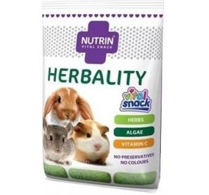 Darwins Nutrin Vital Snack Herbality - býložravec 100 g