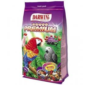 Darwins premium Wild Berries - lesní plod 750g
