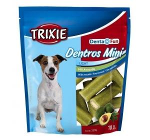 Dentafun DENTROS MINI Light s avokádem pes 140 g