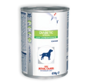 Royal Canin VD Dog konz. Diabetic 410g