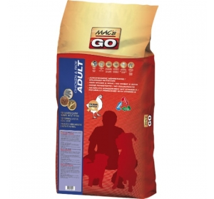 Dry MACs Dog Go Adult Chicken + Rice 2kg
