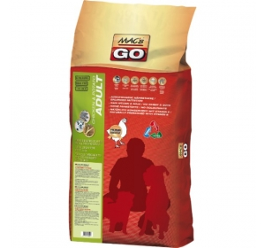 Dry MACs Dog Go Adult Grain Free Chicken + Potato 12kg