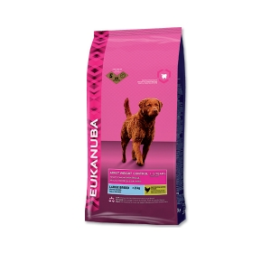 Eukanuba Adult Large Breed Light/Weight Control  15 kg