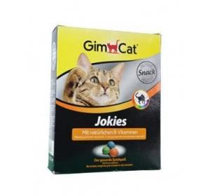 Gimcat Jokies kuličky s vit. pro kočky 400 ks