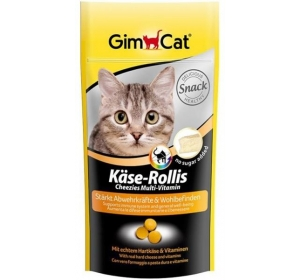 Gimcat Kase-Rollies multivitamin 40 g
