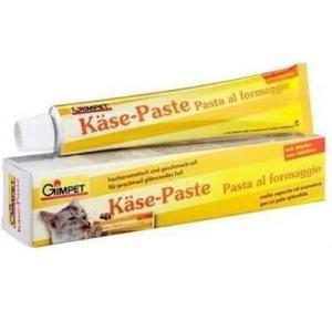 Gimcat Pasta s biotinem - sýrová 100 g