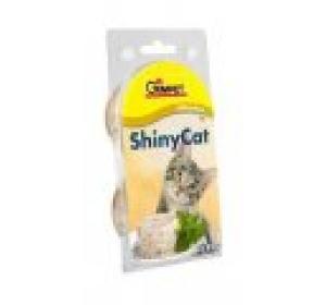 Gimpet Shiny cat konz.  - kuře, krab 2 x 70g