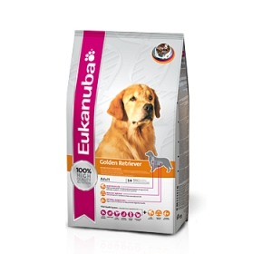 Eukanuba Dog Breed N. Golden Retriever 12 Kg