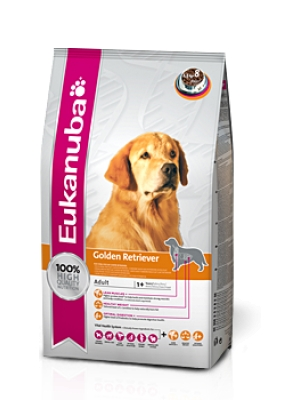 Eukanuba Dog Breed N. Golden Retriever 12 Kg