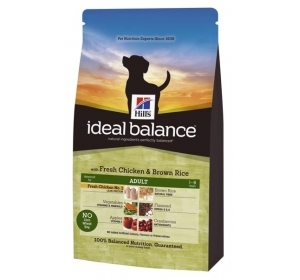 Hill's Canine Ideal Balance Adult Chicken&Brown Rice 2 kg