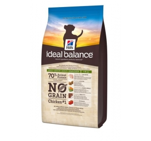 Hill's Canine Ideal Balance Adult Chicken&Potato No Grain 12 kg