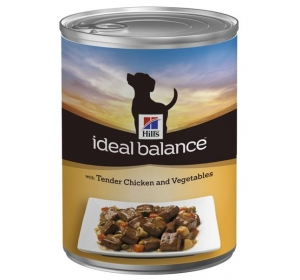 Hill's Canine Ideal Balance konz. Adult Chicken&Vegetables 363 g