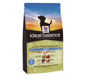 Hill's Canine IB Puppy Chicken&Pot. No Grain 12 kg