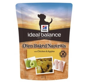 Hill's Canine Ideal Balance snack Chicken&Apples Oven-Baked 227 g