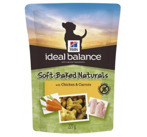 Hill's Canine Ideal Balance snack Chicken&Carrots Oven-Baked 227 g