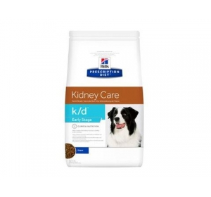 Hill's Canine K/D Early Stage Dry 1,8 kg