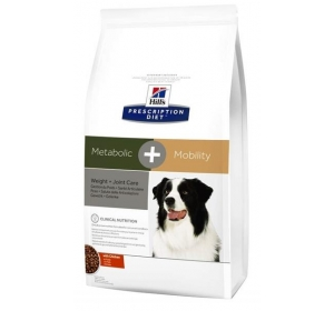 Hill's Canine Metabolic + Mobility Dry 12 kg