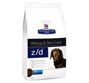 Hill's Canine Z/D Dry Mini 1,5 kg