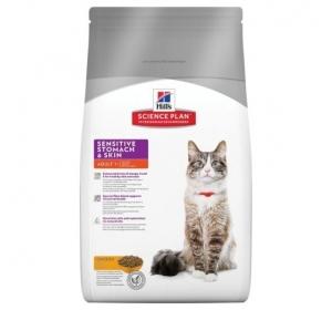 Hill's Feline Adult Sensitive Stomach Skin 300 g