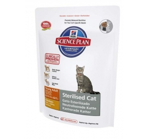 Hill's Feline Sterilised Chicken 8 kg