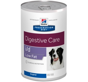 Hill's Canine I/D Low Fat konzerva 360g