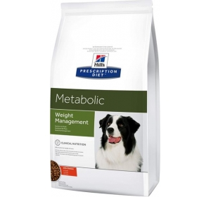 Hill's Canine Metabolic Dry 12 kg